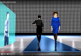 Wirtualny pokaz mody